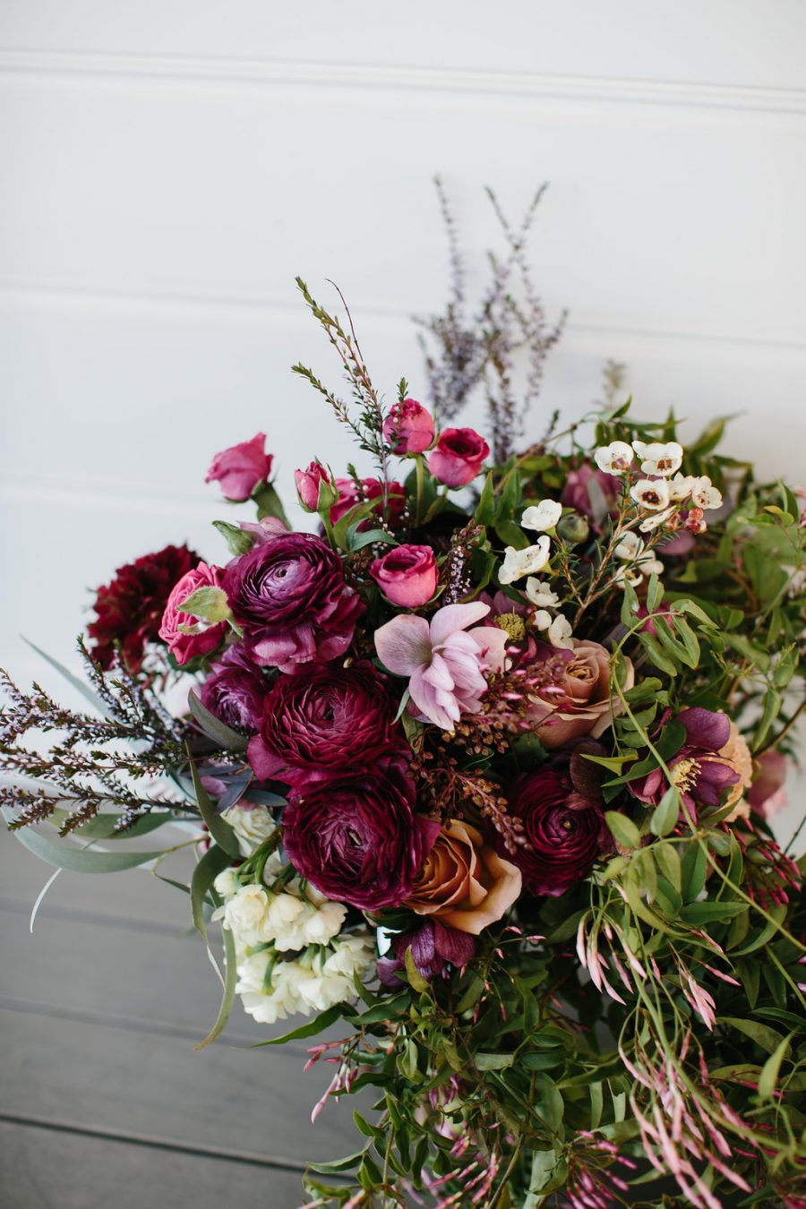 Flower bouquet / Elope / Micro Wedding