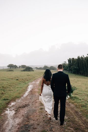 Bride and groom / wedding photography / Elope