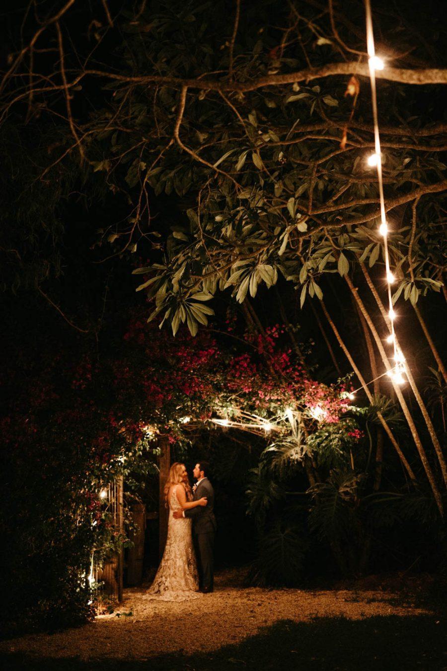 Bride and groom / Byron Bay Wedding
