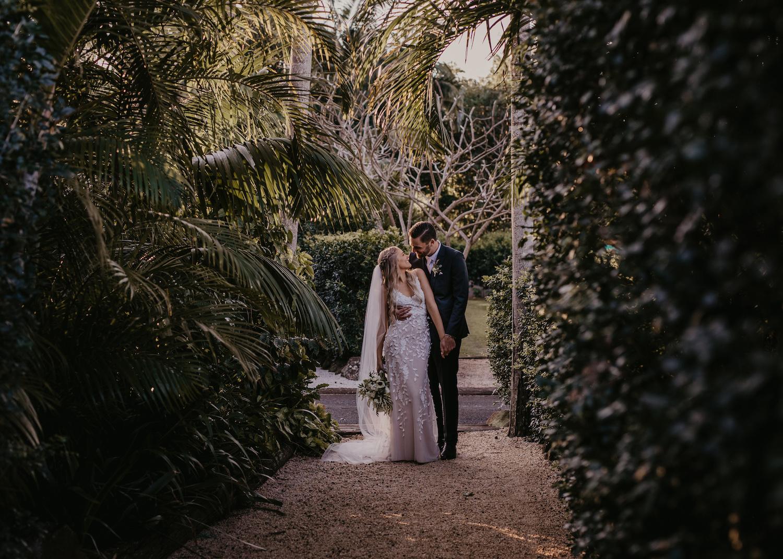 Bride and groom / wedding photography