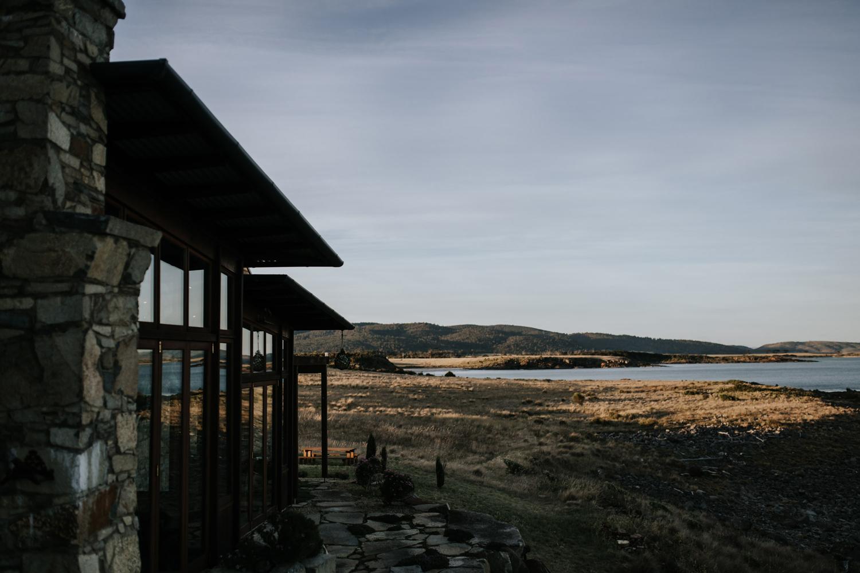 Sheepwash Bay Tasmania