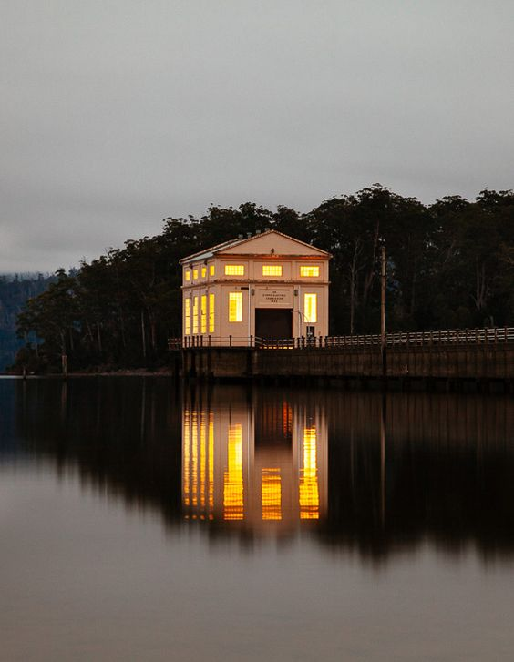 Pumphouse Point Tasmania