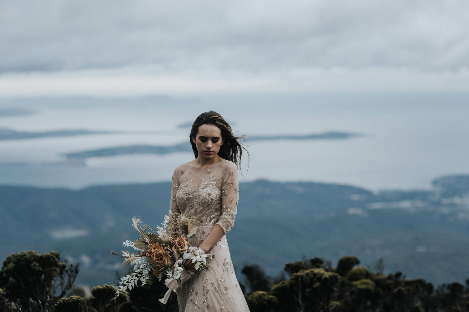 Bride / wedding photography Tasmania