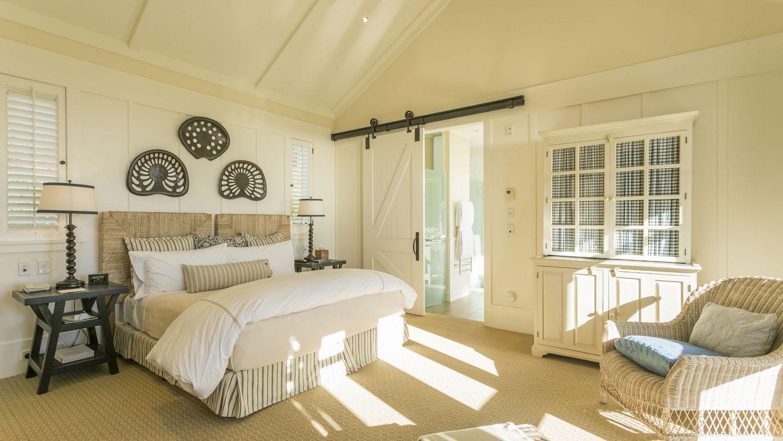 Bedroom - Wedding photography Cape Kidnappers - New Zealand