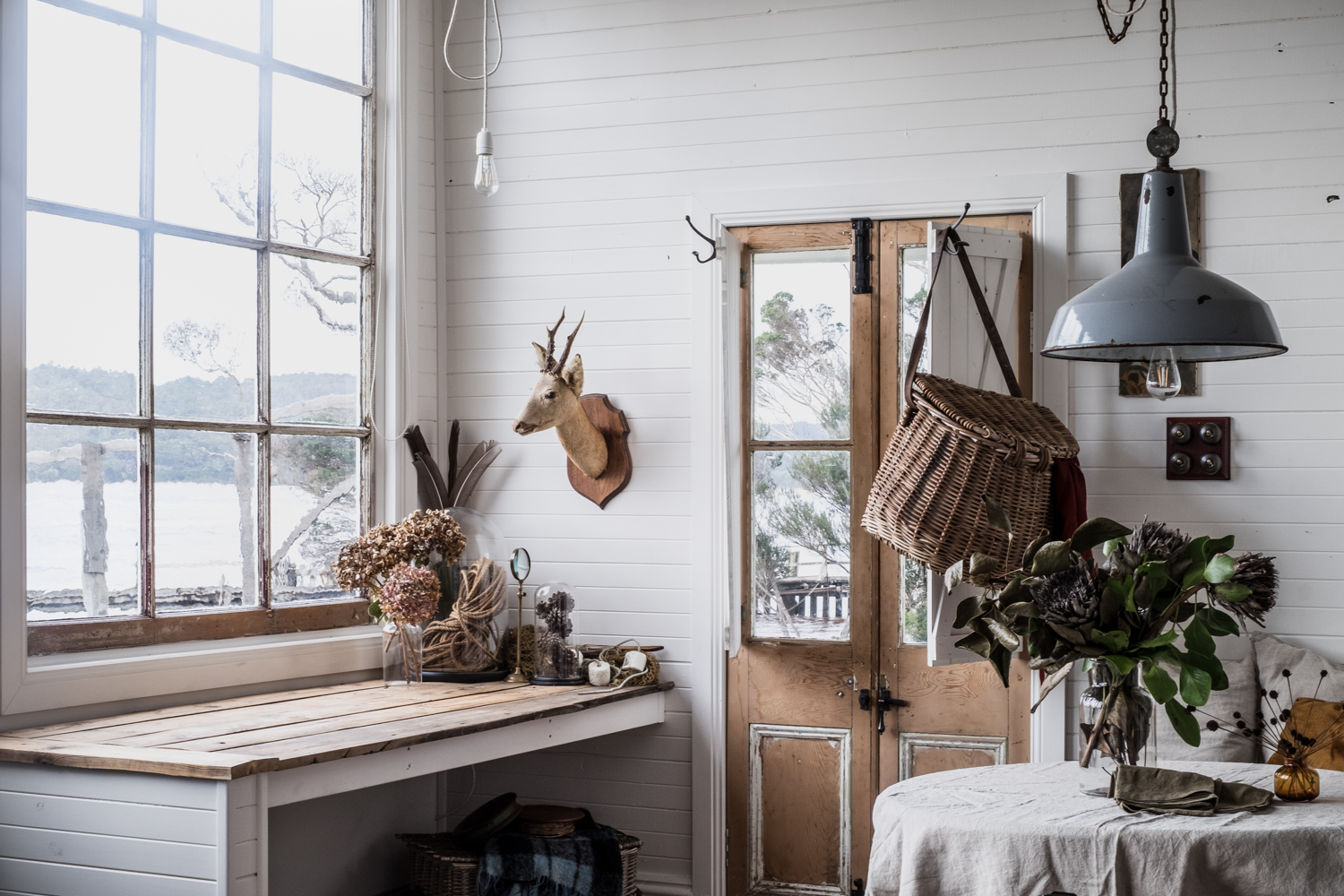 Rustic wedding accommodation in Captains Rest - Tasmania